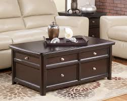 Coffee Table Magnificent Round Coffee Table Ashley Furniture