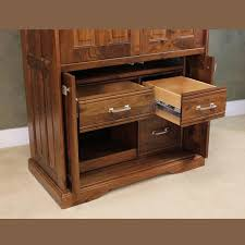 Armoire Drawers 26 Excellent Computer Armoire With Drawers Yvotube Com