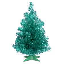 2 foot pre lit trees lights decoration