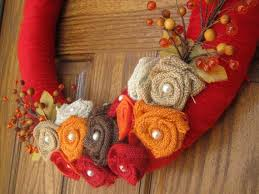 beautiful cool fall thanksgiving wreath ideas to make family
