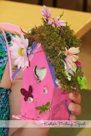 house party ideas katie u0027s nesting spot our fairy house 7th birthday party at jo ann