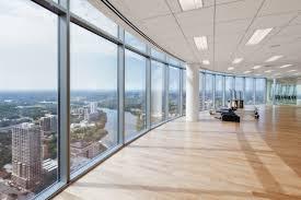 glass floor amenities