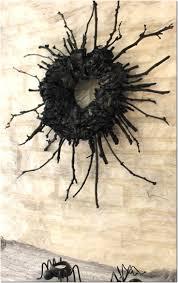 Halloween Wreaths Door Breathtaking Outdoor Halloween Ideas Integrating Endearing Black