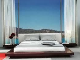 king size bed frame with headboard design glamorous bedroom design