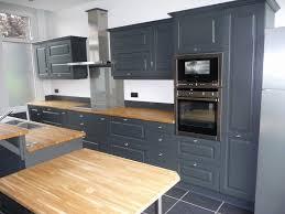 peindre meuble cuisine meuble cuisine en bois brut linzlovesyou linzlovesyou