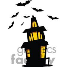 pictures of cartoon haunted houses cartoon haunted house clip art clipartbay com