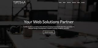 Website Development Company In Mumbai Home Tortilla Studio
