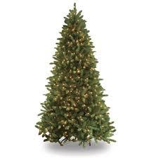 ge 7 5 ft pre lit led indoor just cut deluxe aspen fir artificial