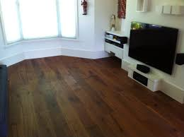 American Walnut Laminate Flooring E506 Black American Walnut Flooring Oiled Finish