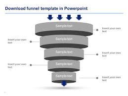 16 best powerpoint funnel diagram templates images on pinterest