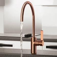 Kitchen Sinks And Taps Direct by Luxury Rose Gold Mono Kitchen Sink Mixer Kitchen Tap Rg181
