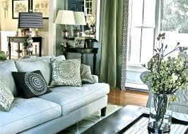living room alluring modern blue sofa living room decoration