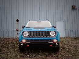 jeep trailhawk 2013 2015 jeep renegade trailhawk review u2013 maybe not a great car