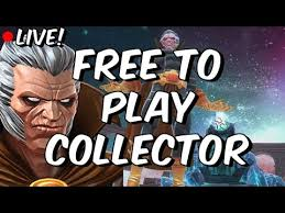 act 5 collector free to play adventures marvel