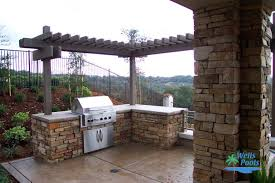 outdoor living outdoor kitchens fireplaces fire pits stonework