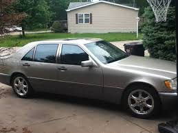 mercedes s500 1996 daily turismo 5k proof 1996 mercedes s500 w140 s