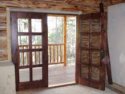 Exterior Door Wood Interior Exterior Solid Wood Doors In Washington Montana Ca