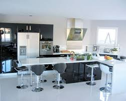 belles cuisines cuisine mobalpa les plus belles cuisines ouvertes c t les plus