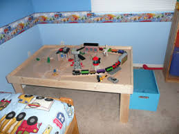 Thomas The Train Play Table Thomas The Train Table