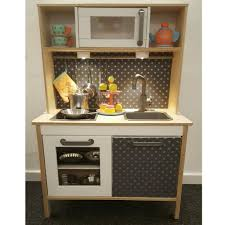 Ikea Play Kitchen Hack by How To Pimp Ikea Duktig Diy Pinterest Ikea Kids Kitchen