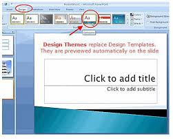 new features in powerpoint 2007 new user interface in powerpoint