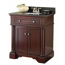Granite Sinks At Lowes by Shop Allen Roth Albain Auburn Undermount Single Sink Bathroom