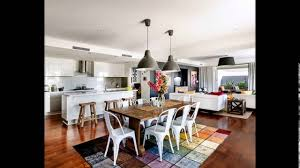 small open kitchen living room designs youtube