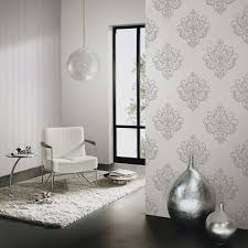 white glitter wallpaper ebay p s international opal damask pattern wallpaper metallic glitter