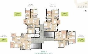 2440 sq ft 3 bhk 3t apartment for sale in golden gate panorama
