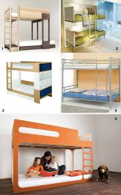 modern bunk bed modern bunk bed round up grassrootsmodern com