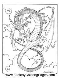 dungeons dragons coloring coloring dragons