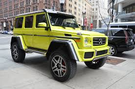 mercedes g class used for sale 2017 mercedes g class g550 4x4 squared stock 75912 for sale