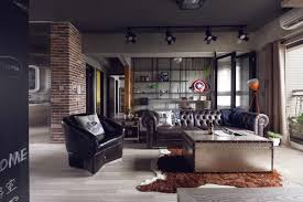industrial modern design industrial style living room design the essential guide