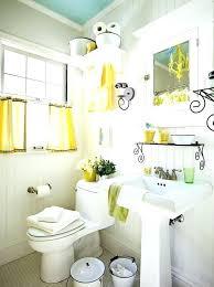 bathroom decor ideas for small bathrooms genius decorating ideas for small bathrooms coastal living a