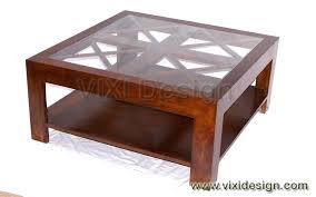 glass coffee table wooden legs coffee table glass and wood webcooking info