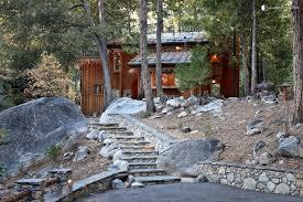 Modern Cabin by Modern Cabin Rental In Idyllwild California