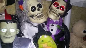indoor halloween decorations indoor halloween animated decorations 2017 jobeanvideos part 1