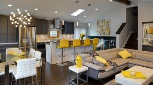 open concept kitchen living room designs living room and family room together photogiraffe me