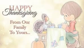 precious moments happy thanksgiving from precious moments milled