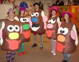 Coolest U0026 Potato Head Costumes 31 Amazing Teacher Halloween Costumes