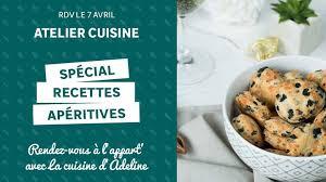 atelier cuisine strasbourg avril atelier cuisine spécial recettes apéritives l appart by