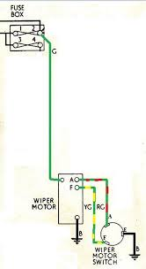 wiper motor wireing diagram needed electrical instruments by