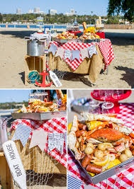 crawfish boil decorations 11 ideas for a s day cookout kate aspen