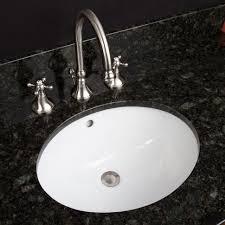 Bathroom Sinks Furniture Home Large Undermount Bathroom Sinknew Design Modern
