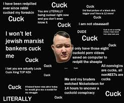 Cuckold Meme - mrw i go to r the donald to see what all the talk is about rebrn com