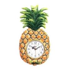 Pineapple Wall Sconce Pineapple Wall Clock Pineapple Clock Is Fairly Large At 20 U2032 In