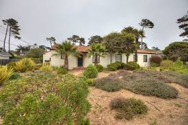 Beach House Rentals Monterey Ca by Pebble Beach Spanish Colonial For Sale In Country Club West