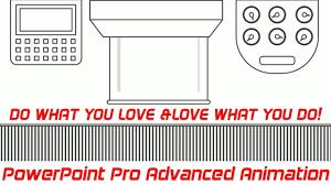 machine animation on microsoft powerpoint powerpoint pro