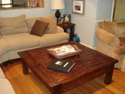 diy square coffee table 42 diy ideas for coffee tables to make you say wow