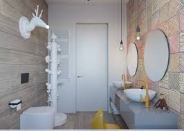 Kids Bathroom Design by Super Stylish Kids Room Designs